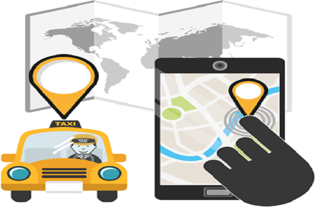 minicab booking app